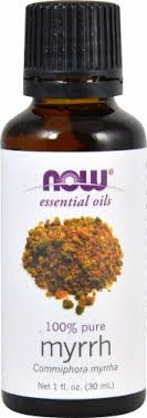 NOW Foods Essential Oils Myrrh Oil, 1 fl oz - Ralphs