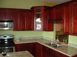 red kitchen sweet walls kitchensweet small kitchen with yellow color scheme using compact cabi