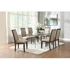 round glass extendable dining table: alouette dining table alouettediningtable alouette dining table
