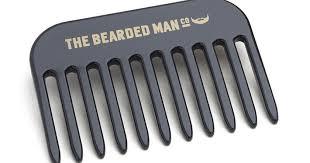 Мужской <b>гребень для бороды</b> The Bearded Man Company Comb ...