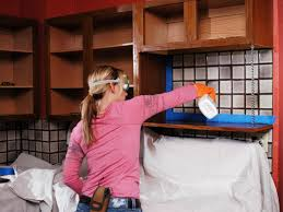 Small Picture How to Paint Kitchen Cabinets how tos DIY