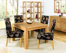 small dining bench: dining room solid wood small rectangular dining room sets with black floral chair slipcover