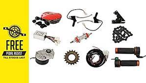 Buy Geekay Electric Cycle <b>Conversion Motor kit</b> Cycle <b>kit</b> E Bike <b>kit</b> ...