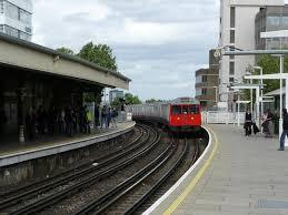 East Putney tube station