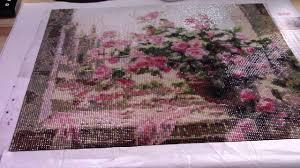 <b>Diamond painting</b>/<b>embroidery</b> - YouTube