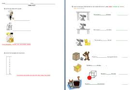 test kids jobs numbers prepositions of place articles final test kids jobs numbers prepositions of place articles