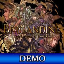 Brigandine: <b>The Legend of</b> Runersia