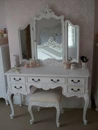 charming hayworth vanity in white with mirror and black handle plus matching stool for makeup room charming makeup table mirror lights