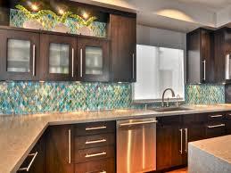 Kitchen Backsplash Glass Backsplash Ideas Pictures Tips From Hgtv Hgtv