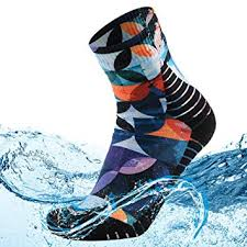 Amazon.com : MEIKAN Waterproof Hiking Socks, <b>Wading Outdoor</b> ...