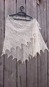 White <b>Knitted</b> Wool <b>Lace</b> Shawl, <b>Lace</b> Wool Wrap, <b>Knitted</b> ...