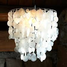 capiz round pendant white west elm capiz shell chandelier capiz shell lighting fixtures