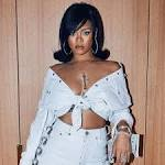 Rihanna Bares Her Midriff in '60s-Inspired Coachella Look — and Gives Cardi B a Shout Out