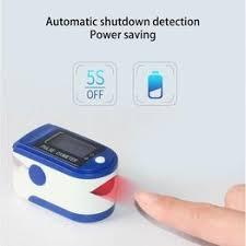 Portable Digital Finger Pulse Oximeter Blood Oxygen Heart ... - Vova