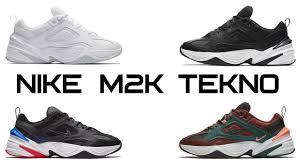 Обзор NIKE <b>M2K</b> TEKNO    сравнение с <b>NIKE AIR MONARCH</b> ...