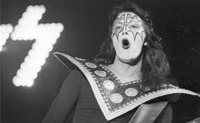 Ace Frehley Addresses Theory About The Famous <b>KISS Logo</b> ...