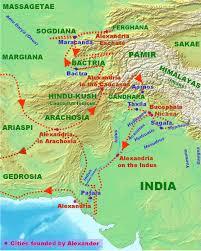 Campagna indiana di Alessandro Magno