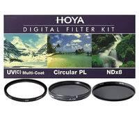 «<b>Светофильтр HOYA Digital</b> Filter Kit HMC MULTI UV, Circular-PL ...