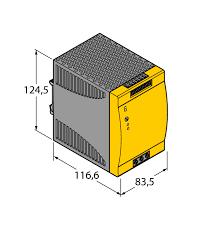 <b>Power Supplies</b> DIN <b>Rail</b> IP20 | Hans TURCK GmbH Co. KG