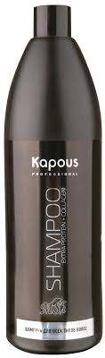 KAPOUS <b>Шампунь для всех типов</b> волос 1000 мл купить в ...