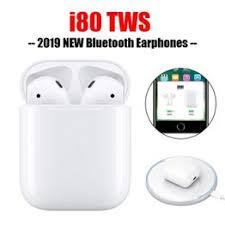 i80 TWS 1:1 Replica Air 2 Separate Use Wireless Bluetooth ... - Vova