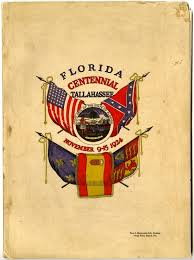 Official Souvenir Program of the Florida Centennial ... - Florida Memory
