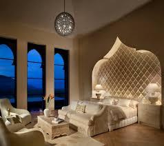 bedroom decor moroccan colors brown design