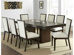 Silver Dining Room Set Steve Silver Antonio 7 Piece Dining Room Set W Charcoal Chairs In