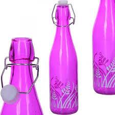 <b>Бутылка Для Напитков Loraine</b>, 1 Л, с Узором, Фиолетовый, Кухня ...