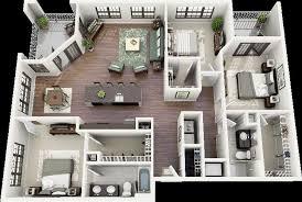 Bedroom House Plans D Design   Home Design   Home Design    Bedroom House Plans D Design