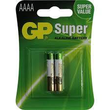 <b>Батарейки AAAA</b> GP 25A-2UE2 шт. — купить, цена и ...