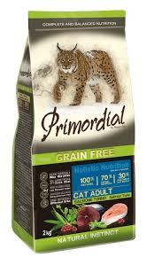 <b>Корма</b> для кошек <b>Primordial</b> - отзывы, рейтинг и оценки ...