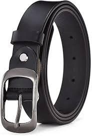 Chicwe Women's <b>Genuine Leather</b> Belt from Regular <b>Size</b> to <b>Plus</b> ...