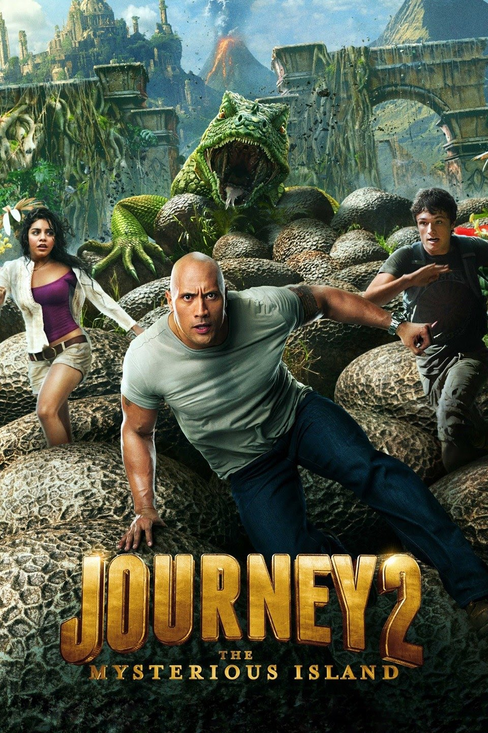 Journey 2: The Mysterious Island (2012) Dual Audio {Hindi-English} 480p | 720p| 1080p