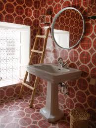 colors moroccan bathroom design