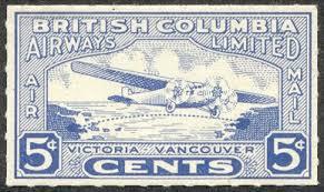 Risultati immagini per postage stamp british columbia
