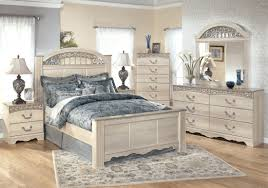 ashley furniture bedroom dressers awesome bed: catalina poster bedroom set from ashley b    coleman furniture