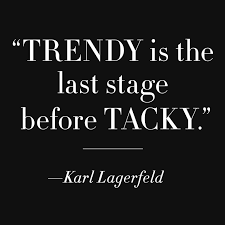 50 Famous Fashion Quotes from Karl Lagerfeld, Coco Chanel, Diana ... via Relatably.com