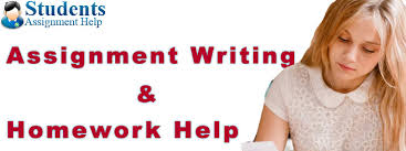 Assignment Writing and Homework Help Services StudentsAssignmentHelp com