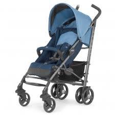 <b>Коляска</b>-<b>трость Chicco Lite Way</b> Top Stroller Blue прогулочная ...