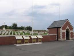 Fromelles (Pheasant Wood) Military Cemetery