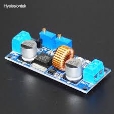 <b>XL4015 5A</b> CC CV Step Down Buck Converter Adapter <b>DC DC</b> ...