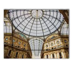 Купить <b>картина с Арт рамой</b> Пассаж Милан 70 х 90 см, цены в ...