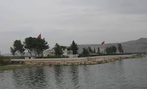Tombeau de Suleiman Chah