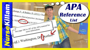 apa reference list basics an easy guide video of  apa reference list basics an easy guide video 4 of 4