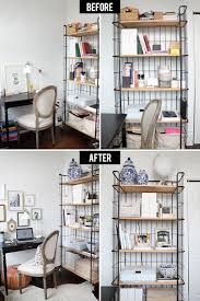 ie pretty up the space with decorative accents a rug etc catch office space organized