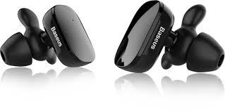 Купить bluetooth-<b>наушники</b> с микрофоном <b>Baseus Encok W02</b> ...