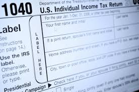 Image result for tax form photo