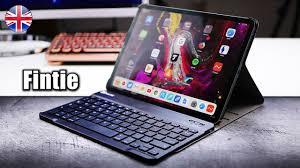 "Fintie Keyboard Case (iPad Pro 11"") | a cheaper (maybe even better ..."
