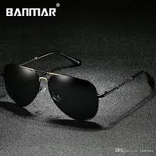 <b>BANMAR Classic Polarized Sunglasses</b> Men Vintage Pilot Lentes ...